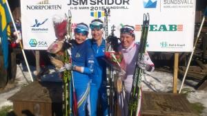 Medaljörerna Mimmi, Linne och Moa
